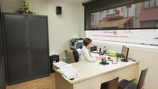 Oficinas de Montsia Asesores en Sant Jaume